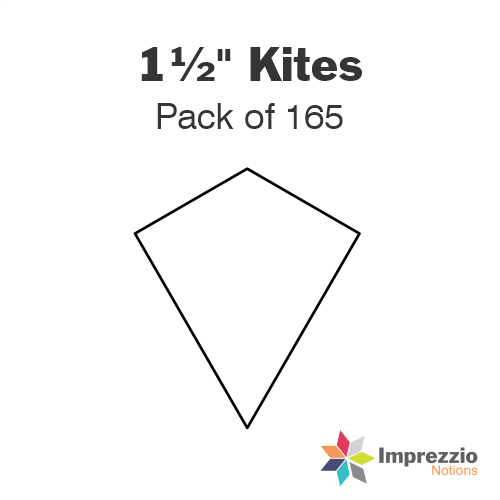 "1½"" Kite Papers - Pack of 165"