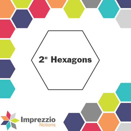 "2"" Hexagons"