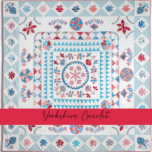 Yorkshire Coverlet - Mylar Pack